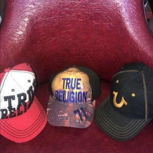 True religion hats